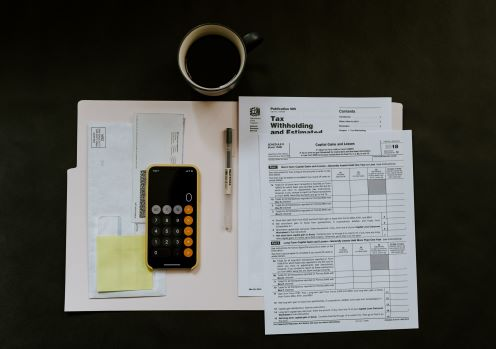 definition of terms of loan documents and calculator