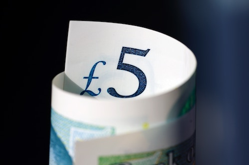 english 5 pound note