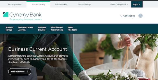 cynergy business bank website