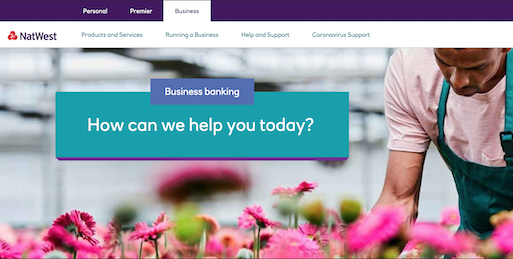 natwest business banking website